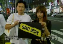 Secret Origin