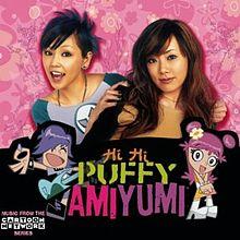 220px-Puffy AmiYumi - Hi Hi Puffy AmiYumi