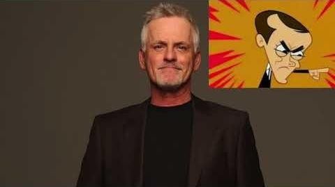 Obscure Voices Rob Paulsen as Mr. Darrell from the Talent Suckers