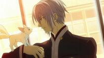 Yuuichi and Fox