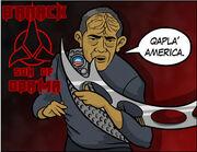 Obama-Klingon