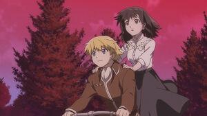 Koiuta E01 Kal Claire Bike