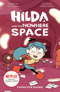 Hilda and the Nowhere Space paperback