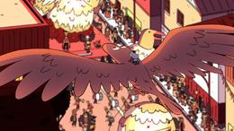 Hilda S01E03 Gran Cuervo forma real