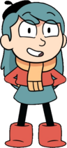 Hilda Transparent