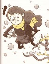Hilda saves the Raven - Novelization