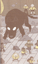 Jellybean in Scout Hall - Novelization