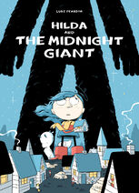 Hilda and the Midnight Giant Title