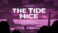 Titlecard S1E8 The Tide Mice
