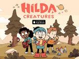 Hilda Creatures