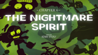 Titlecard S1E6 The Nightmare Spirit