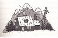Hilda's old house - novelization