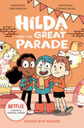 Hilda and the Great Parade paperback
