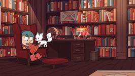Hilda S01E08 Hilda con libro oculto