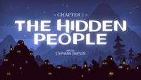 S01 EP01 - The Hidden People