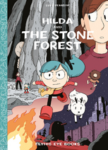 Hilda and The Stone Forest Cover HQ
