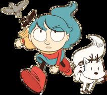Hilda-twig-raven