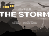 Capítulo 10: La tormenta