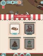Creatures app foodstore