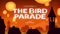 Titlecard S1E3 The Bird Parade