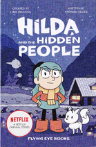Hilda and the Hidden People paperback