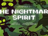 Capítulo 6: El espíritu de las pesadillas