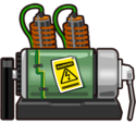 Card item engine electric2coils unit