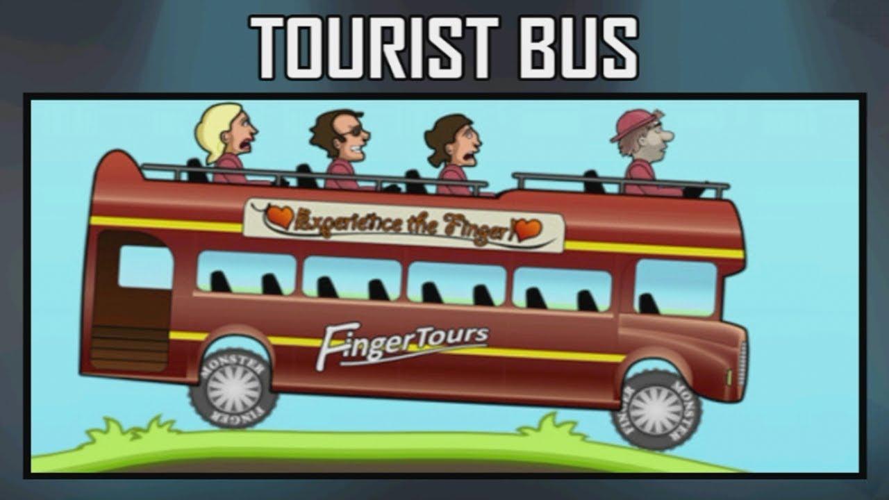 Tourist Bus | HillClimbRacing Wikia | FANDOM powered by Wikia
