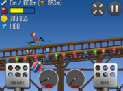 Roller coaster hcr