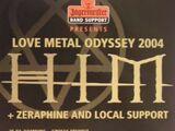 Love Metal Odyssey 2004 Tour