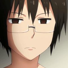 Taihei's Menacing stare