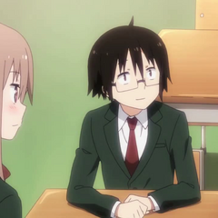 Taihei in his high school days.