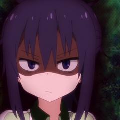 kirie's death glare