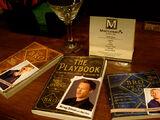 Barney's Blog: The Playbook!