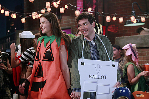 The Slutty Pumpkin Returns  sc 1 st  How I Met Your Mother Wiki - Fandom & The Slutty Pumpkin Returns | How I Met Your Mother Wiki | FANDOM ...