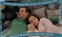 Lily and marshall