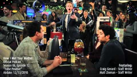 How I Met Your Mother - 'False Positive'