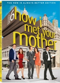 93da87deff4c9 Season 6 of How I Met Your Mother aired from September 20