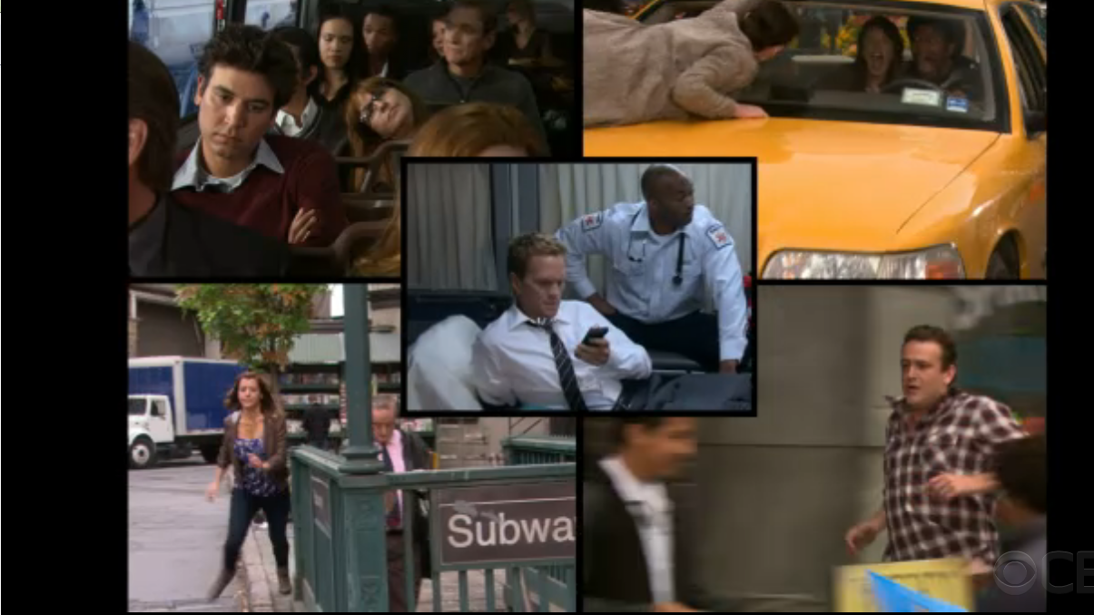 subway wars how i met your mother wiki fandom powered by wikia