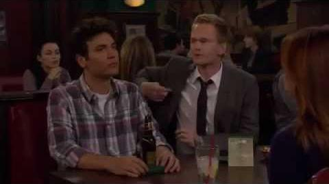 How I Met Your Mother - Ducky Tie (Deleted Scene)