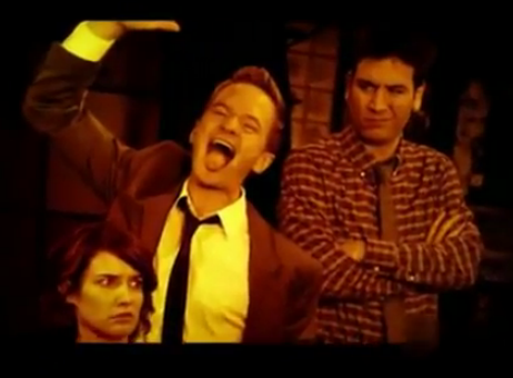 how i met your mother broath song