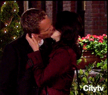 When robin and barney start dating