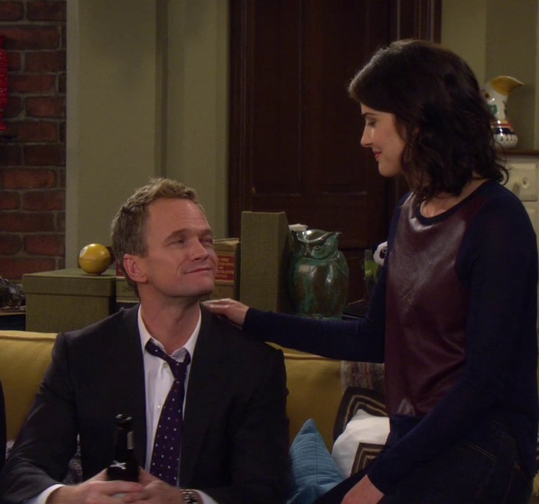 Do Start And When Hookup Robin First Barney
