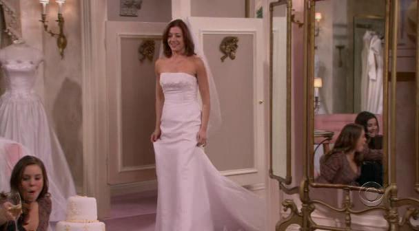 Himym Wedding Dress
