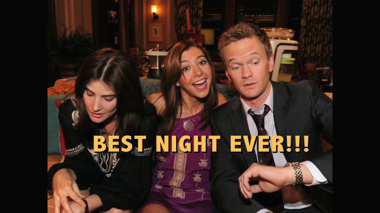 Image result for best night ever gif