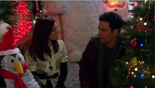 How I Met Your Mother Christmas.How Lily Stole Christmas How I Met Your Mother Wiki