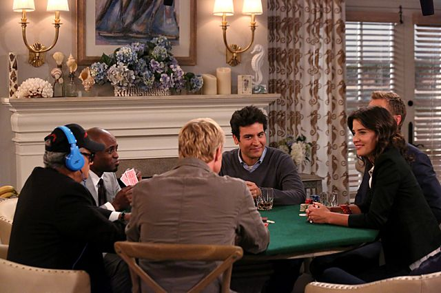 The Poker Game  How I Met Your Mother Wiki  Fandom -1860