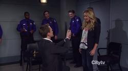 Barney and Quinn