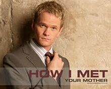 How I Met Your Mother- Barney Stinson