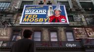 Architect of destruction - wizard billboard